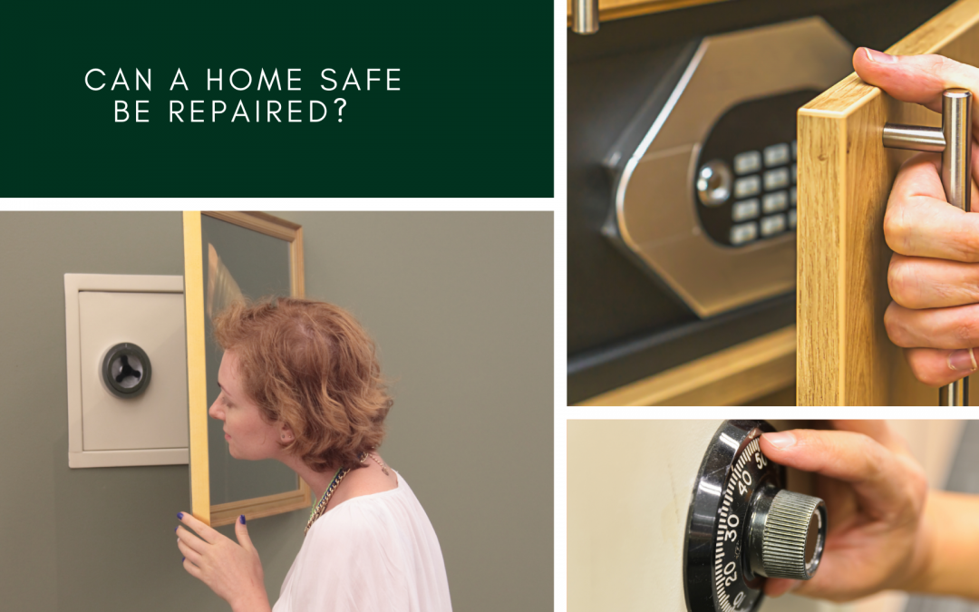 Can a Home Safe be Repaired?