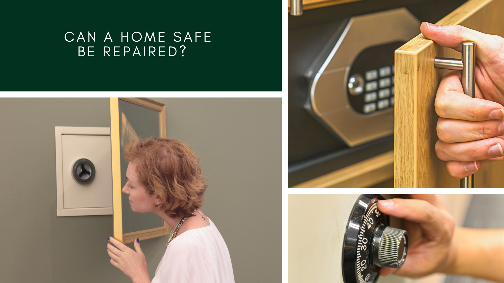 Can a Home Safe be Repaired? - Sherman Oaks Lock & Safe