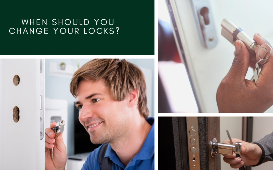 When should you Change your Locks?